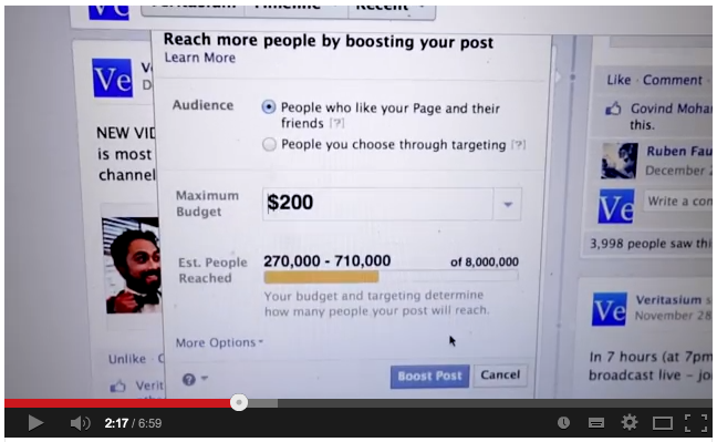 Problemet med Facebooks räckvidd - Derek Muller