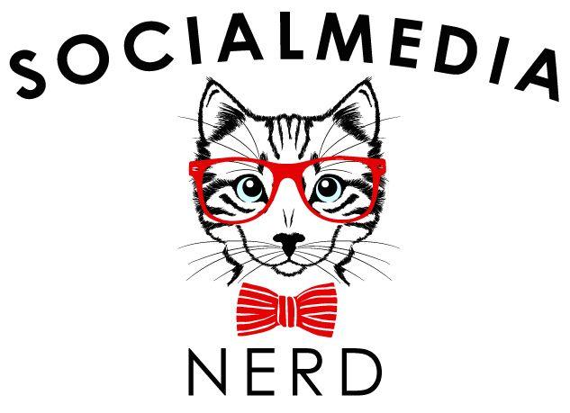 Sociala medier - Social media nerd