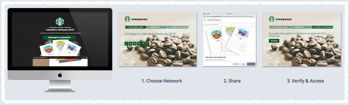 Pay with a tweet - Starbucks