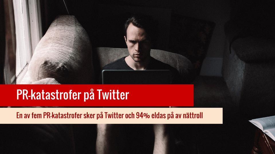 PR-katastrofer på Twitter