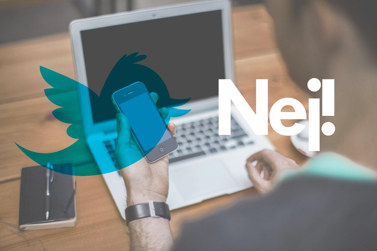 Twitter säger nej till kränkande beteenden