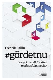 Fredrik Pallins bok om sociala medier